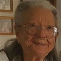 Rhoda Ann Benjamin