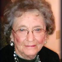 Jean Elizabeth Cox of Bethel Springs, TN
