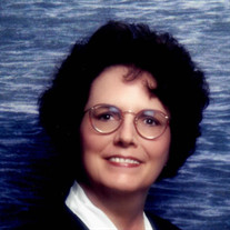 Rev. Suzanne DeMoss Brown