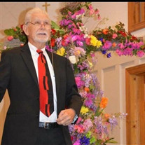 Preacher Jerry Phillips