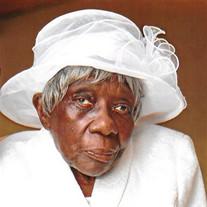 Bertha Mae  Wilson-Moffett