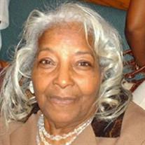 Mrs. Mary Alice Lewis
