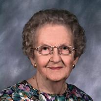 Mrs. Marjorie Newton Donaldson