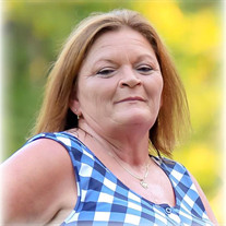 Laura Kay Gladden Renfro of Adamsville, TN