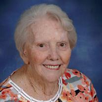 Catherine Fay Fuller Wimberly