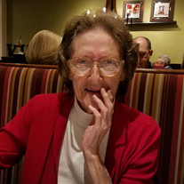 Thelma Eileen Evans
