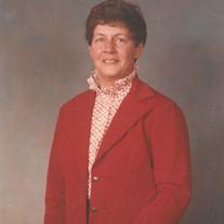 Dorothy Christine Barthlow
