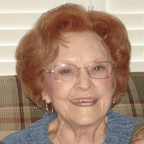 "Lucille E. ""Lucy"" Redford"