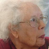 Mildred Juanita Waldroup