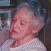 Bettie Jane Burdette