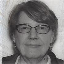 Susan Mary Gleffe