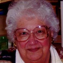Geraldine Mae (Pike) Baxter