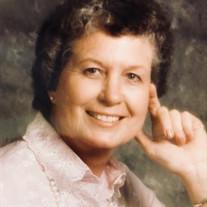 Marthe Sevier Thompson
