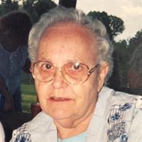Mrs Jean  Marion Burtrand