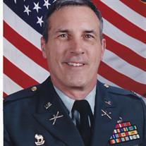 Colonel David  P. Schneider
