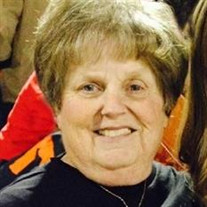 Patricia Darlene Weatherly