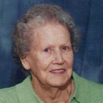 Thelma Faye Kluttz Graham