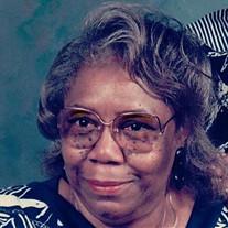 Ms. Dorothy Louise Jones