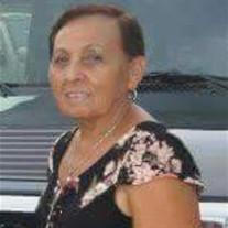 Gregoria Villanueva Rivera