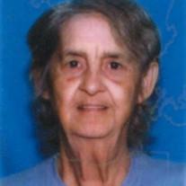 Bertha Scioneaux