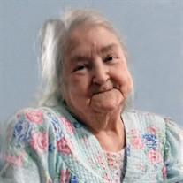 Minnie Faye Widener