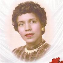 Mrs. Sylvia Lee McDonald