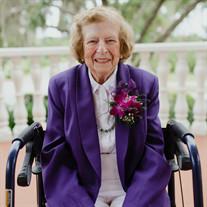 Florence Mary Johnston