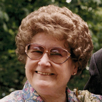 Leola  H. Rademacher (née Luberts)
