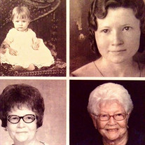 "Edna ""Tiny"" Lona  Easton-Mitchell"