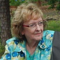 Nancy Lou Harmon Liggins