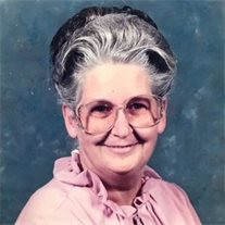 MRS. MARY CAROLYN FERGUSON WILLIAMSON