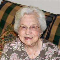 Mrs. Elza Dahl
