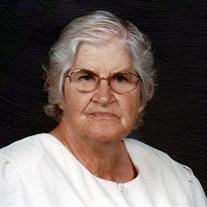 Doris Lee (Luetge) Wadlington