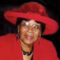 Mrs. Rosie Mae Scott