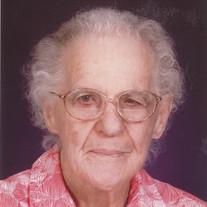Dorothea Mildred Nelson