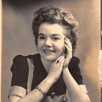Dora Maxine Mathias