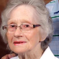 Mrs. Barbara Jean Wilkinson Whaley