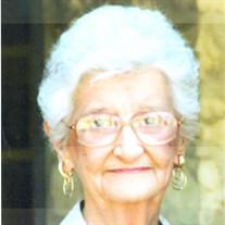 Juanita Elaine Welch