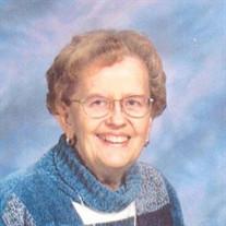 Leona June Buffington