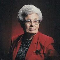 Jean Robertson Garner