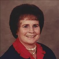 Frances Ilene Weaver
