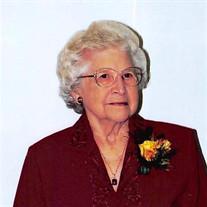 Mrs. Anna Greenwood Price
