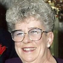 Mrs Mary Evelyn Reed