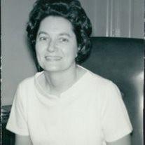 Betty Ann Reynolds
