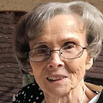 Margaret Davis Vickery of Savannah, TN
