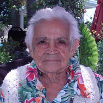 Mrs. Rosa Delia Rodriguez
