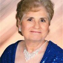 Mrs. Joyce Faye Cook Moss
