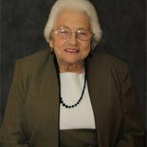 Mrs. Mary Kathryn Simpson Ruffin