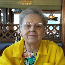 Mrs. Nancy Jean White Curtis