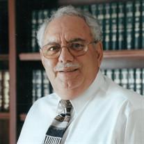 Leeward J.  Credeur